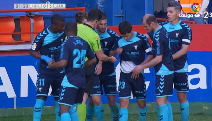 0-3. El Albacete reconduce el rumbo a domicilio con una goleada en Lugo