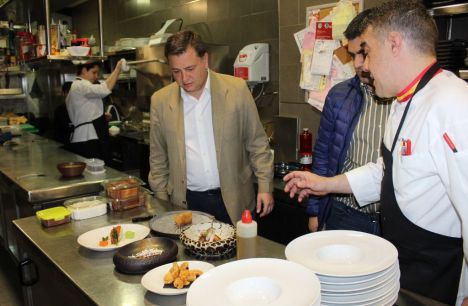 Ocho cocineros, algunos estrella Michelin, pasarán por el restaurante 'Dallas' de Albacete en sus jornadas gastronómicas