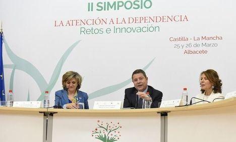 García-Page: 'Espero poder decir que, además de dar la vuelta a la sanidad, los servicios sociales o la educación, lo hacemos cumpliendo con el déficit'