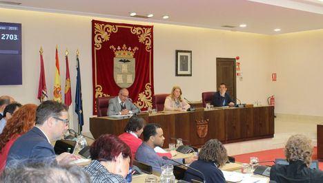 El pleno del Ayuntamiento de Albacete aprueba el presupuesto para 2019 gracias a la abstención de Ciudadanos y PSOE