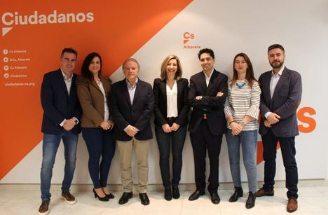 Ciudadanos en Albacete incorpora a sus listas
