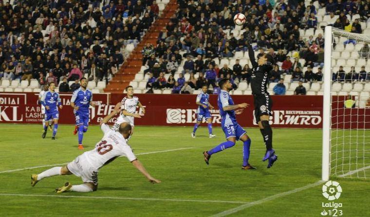 2-2. Un tanto de Malbasic en el minuto 90 impide el triunfo al Albacete ante el Tenerife
