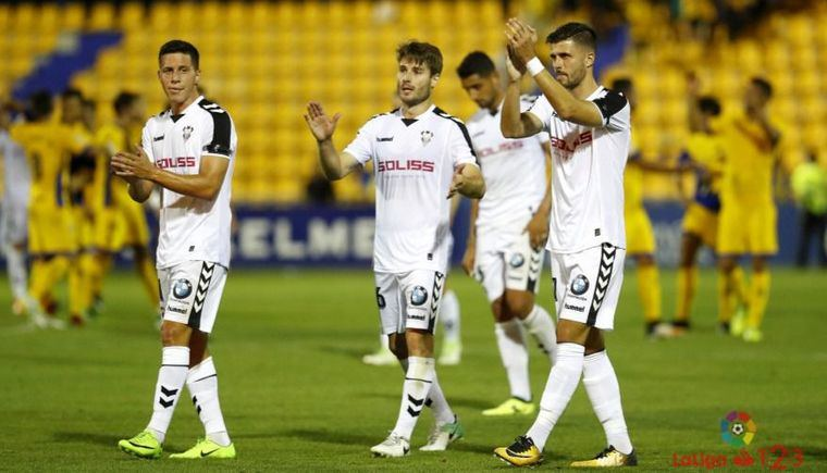 0-1. El Albacete suma y sigue ante el Alcorcón