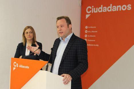 Vicente Casañ de Ciudadanos se presenta como el candidato