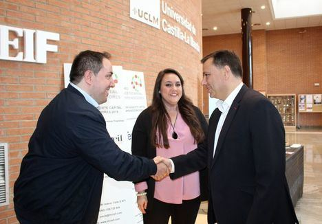 """El alcalde afirma que el Foro Albacete, Capital de Emprendedores """"reúne todos los ingredientes necesarios para optimizar el talento"""
