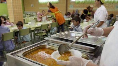 El Ayuntamiento hace posible que el servicio de comedor escolar se mantenga durante las vacaciones de Semana Santa