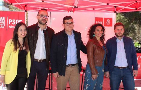 """Fran Valera: """"El único Gobierno que ha aprobado un plan ambicioso contra el paro juvenil ha sido el del PSOE"""""""