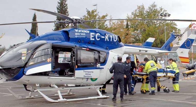 Muere un motorista de 65 años al colisionar con un vehículo en Ayna (Albacete)