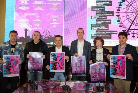 Manuel Carrasco, Melendi, Leiva, Izal o Aitana, entre los 50 artistas que pasarán por Albacete de mayo a septiembre