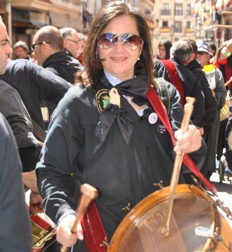 Una mujer será investida por primera vez como Tamborilera del Año en Hellín este miércoles