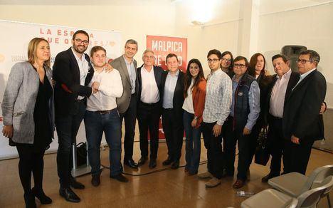 Emiliano García-Page avanza su intención de crear 100.000 empleos en la próxima legislatura