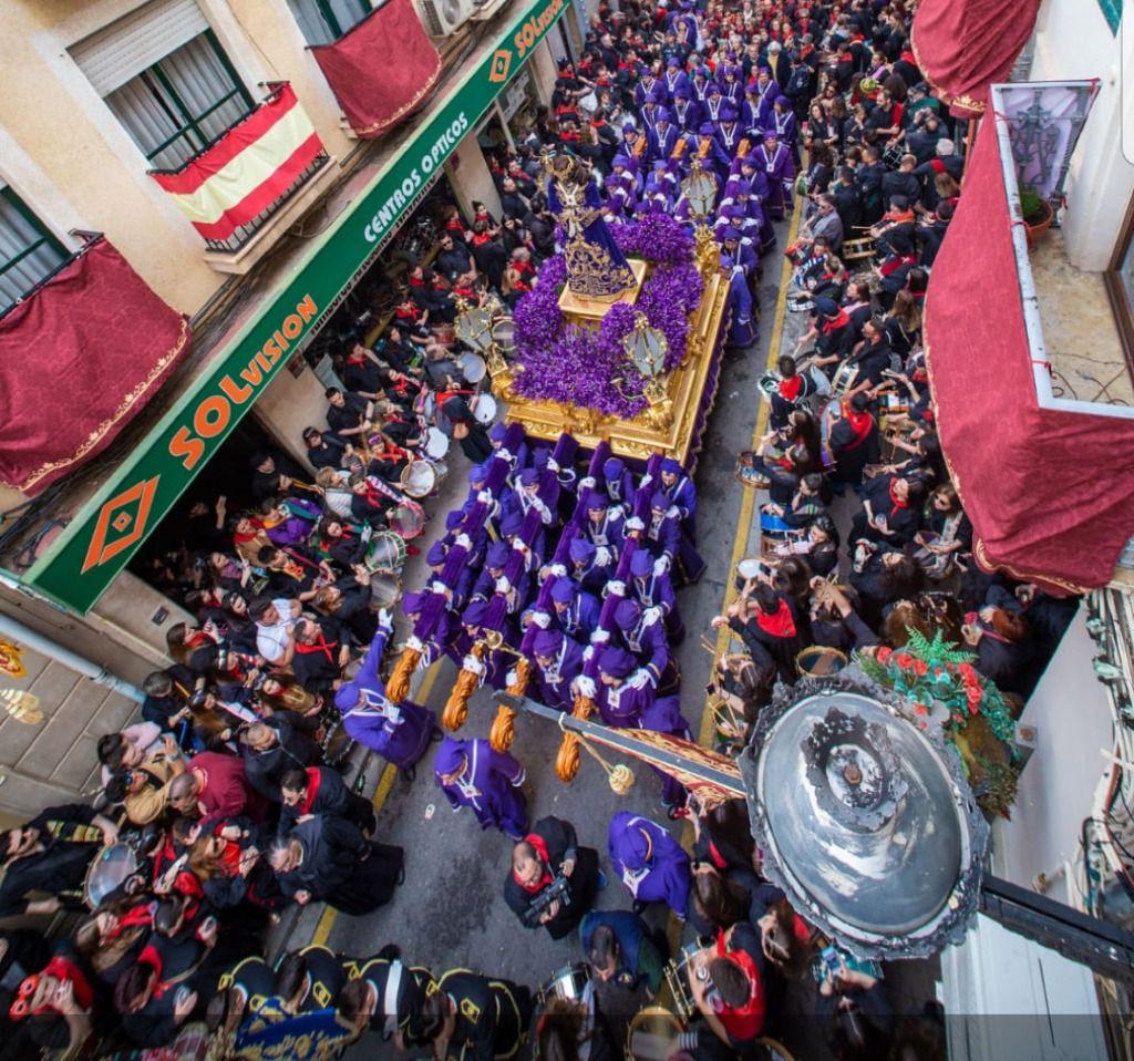 La esperada lluvia llega a Castilla-La Mancha en el momento más inoportuno para la celebración de procesiones