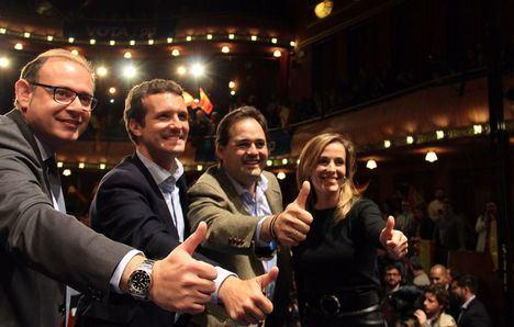 Casado afirma que Núñez será el presidente