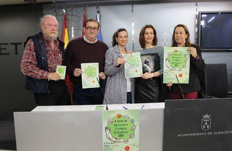 Albacete acoge este fin de semana la II Feria de Agricultura Ecológica Biodinámica con productores y agentes del sector
