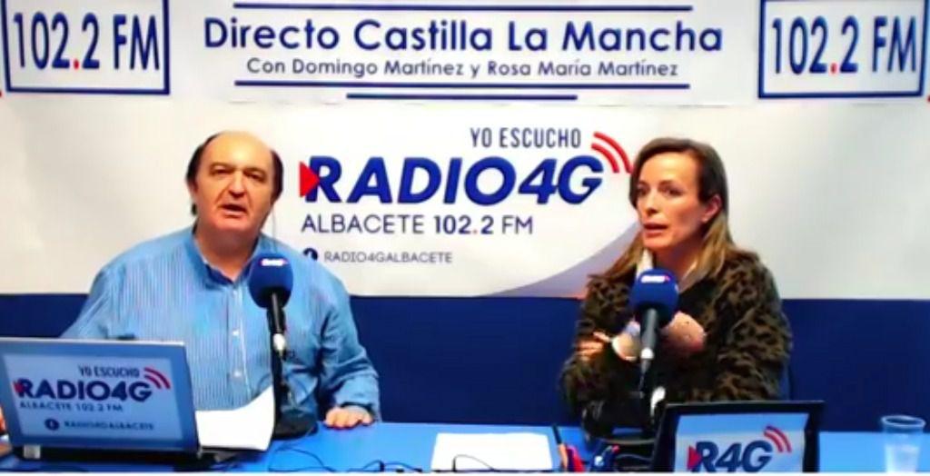 Carmen Navarro: