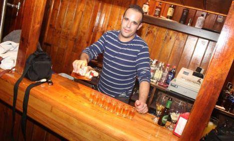 'Joseka', el asesino de su socio Jesús Lorenzo en el pub Legendario de Albacete, es condenado a 18 años de cárcel