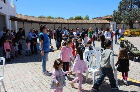 Francisco Navarro y Julián Garijo inauguran las jornadas de puertas abiertas del Recinto Ferial de Albacete que contarán con actividades culturales y de ocio