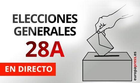 36 millones de electores, 1.186 listas y 558 escaños, algunas cifras de las elecciones generales de este domingo