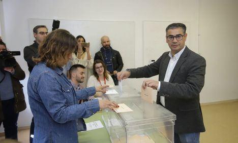 El PSOE de Albacete llama a la participación ciudadana en este 28A decisivo para el futuro de España