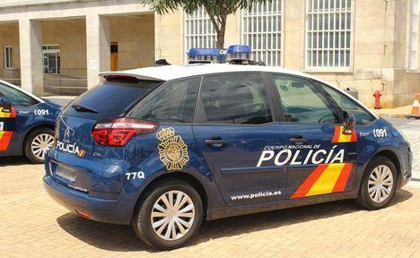 Agentes de la Policía Nacional evitan el suicidio de una mujer en Albacete