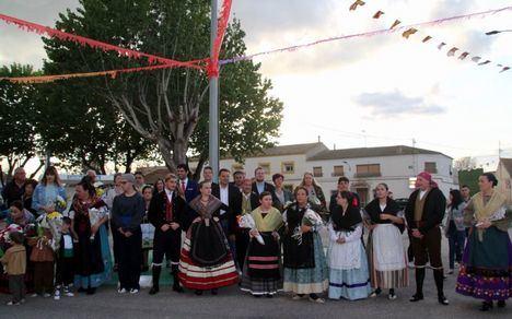 Se inician las fiestas de Tinajeros en honor a la Santa Cruz