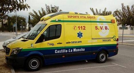 Fallece un motorista de 47 años tras sufrir una caída en Villarrobledo (Albacete)