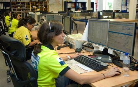 El sector sanitario, el más solicitado por el Servicio de Emergencias 112