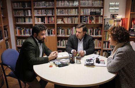 El alcalde destaca la gran labor de recuperación, investigación y difusión del arte cinematográfico que realiza la Filmoteca Municipal de Albacete