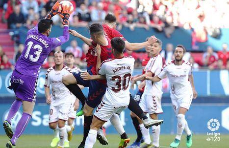 El Albacete depende de sí mismo para ascender a Primera División