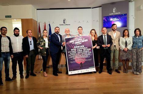 El Festival de los Sentidos de La Roda se promociona en Londres durante la jornada 'Castilla-La Mancha destino de Inversión'