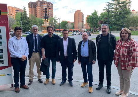 Manuel Serrano apuesta por impulsar una política que permita crecer al dinámico movimiento cultural y a los grandes artistas con los que cuenta Albacete
