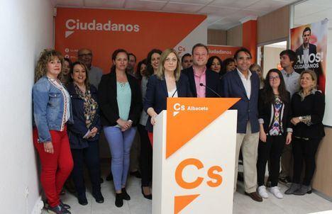 """Vicente Casañ: """"Los albaceteños ya saben que la alternativa al viejo bipartidismo es un Ayuntamiento liderado por Ciudadanos"""""""