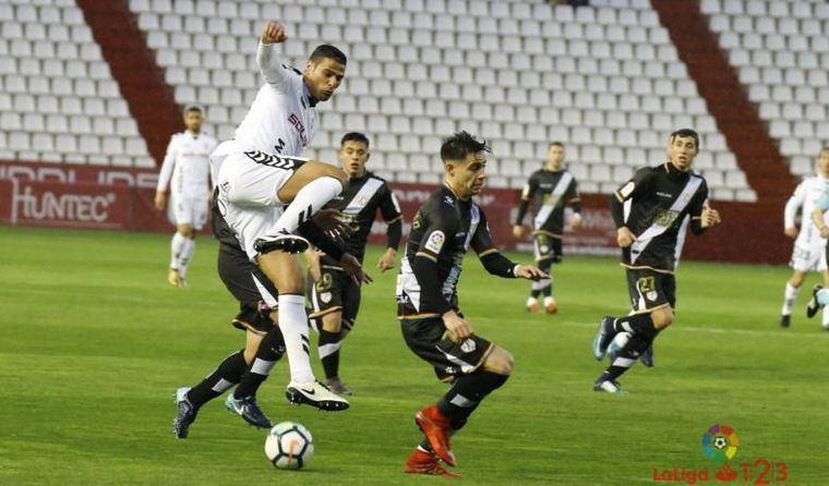 El Albacete solo piensa en ganar este domingo al Rayo Majadahonda