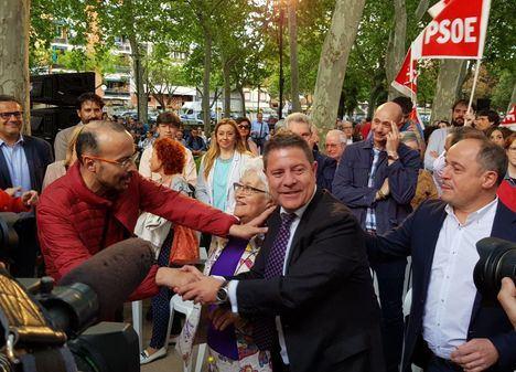 ENCUESTA. Page podría gobernar en solitario o con el apoyo de Podemos. PP, Ciudadanos y Vox no alcazarían la mayoría