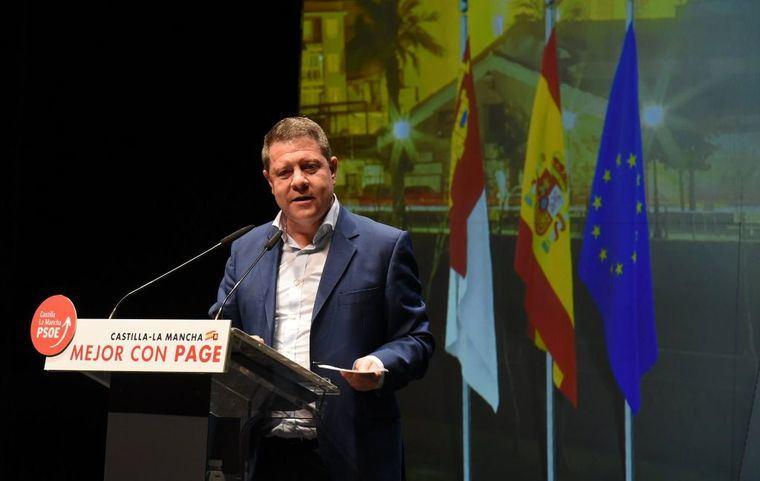 García-Page quiere crear 2.000 nuevas plazas de residencias al año