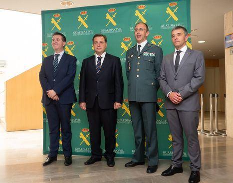 La Guardia Civil de Albacete celebra los actos conmemorativos del 175º aniversario de su fundación por el Duque de Ahumada
