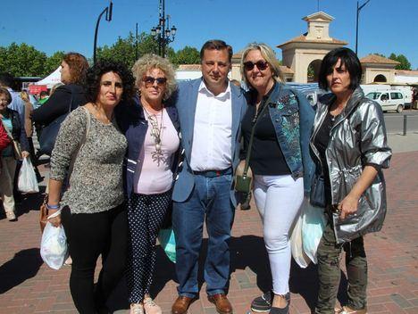 Manuel Serrano creará una APP para móviles que permita acceder a la información del Ayuntamiento de Albacete y realizar el pago de los servicios