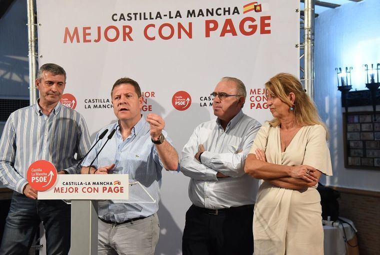 Cerrado el acuerdo para el debate a cinco, al que Page acudirá 'sin odio a nadie'