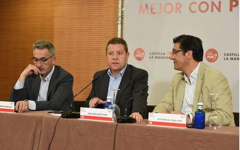 Page plantea impulsar la creación de 3.000 empresas en la próxima legislatura y 100.000 puestos de trabajo en Castilla-La Mancha