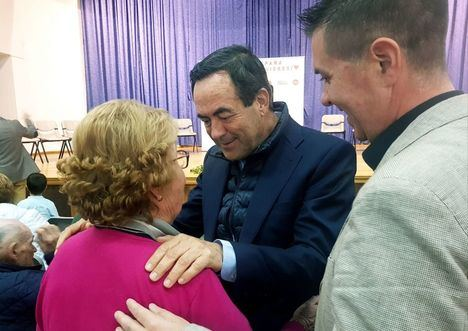 """Santiago Cabañero: """"Es en las Elecciones del 26M donde nos jugamos las 'cosas de comer', a nivel municipal, regional y europeo"""""""