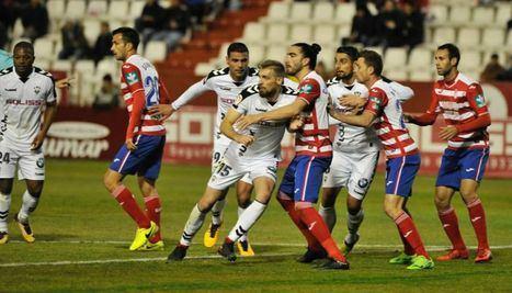 El Albacete necesita vencer al Granada para asaltar el segundo puesto