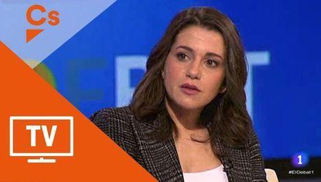 Inés Arrimadas visitará Albacete y Guadalajara este lunes para arropar a los candidatos de Castilla-La Mancha
