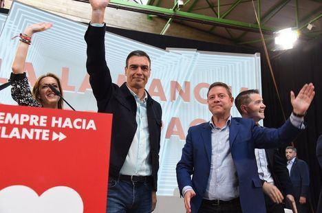 Pedro Sánchez apela en Albacete al 'voto coherente' para el 26M y 'avanzar en justicia social'