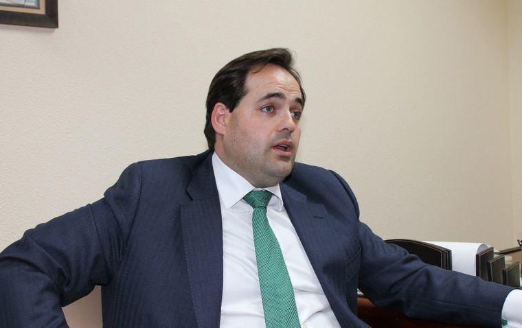 Núñez subraya que presenta un 'proyecto de gobierno alternativo' al PSOE en la región