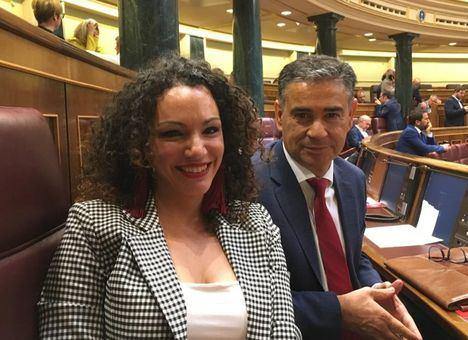 Los dos diputados socialistas por Albacete y los tres senadores abren en las Cámaras Baja y Alta la XIII Legislatura