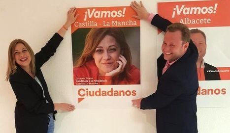 Carmen Picazo pide el voto para terminar con el bipartidismo en Castilla-La Mancha