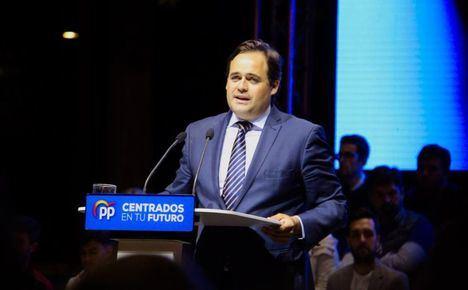 Paco Núñez pide el voto para el PP para gobernar Castilla La Mancha