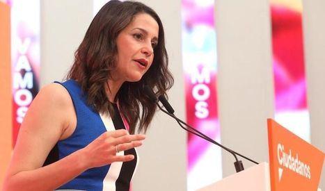 Arrimadas evita adelantar la política de pactos de Ciudadanos, que estará coordinada por un comité y donde podría decirse la alcaldía de Albacete