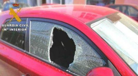 Detenido por robar en el interior de vehículos de empresa, en Albacete