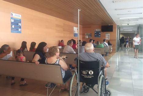 Los pacientes deberán ser clasificados en Urgencias hospitalarias en un máximo de diez minutos